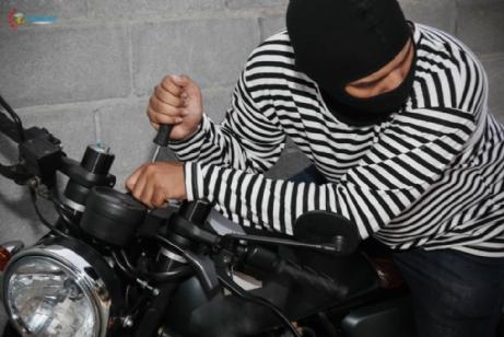 Çalınan Motosiklet Keşan'da Bulundu