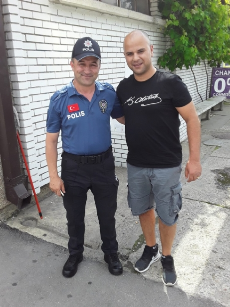 Ersin Polis Sırbistan'da görev yapıyor