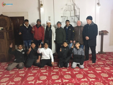 Barış İçin İngiltere'den, Mekke'ye Yürüyor