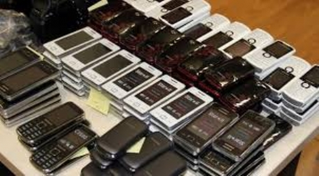 Terk edilmiş bir araçta 4 bin 290 kaçak cep telefonu ele geçirildi