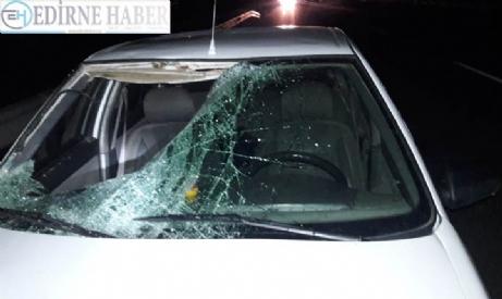 1 kişinin hayatını kaybettiği kazada otomobil sürücüsü tutuklandı