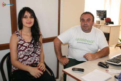 İstanbul medyasında bir Keşanlı