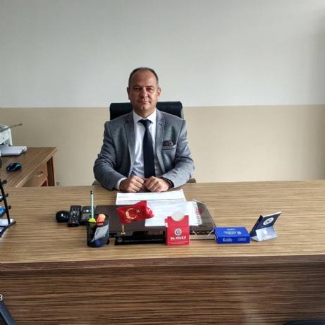Recep Kolcu Halk Eğitimi Merkezi Müdürlüğü Görevine Atandı.