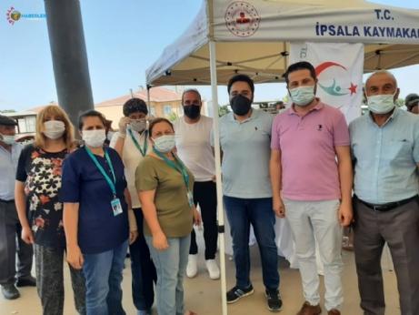 AK Parti'den Aşı Kampanyasına Destek