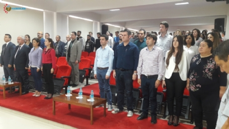 Yeni Öğrenciler için Oryantasyon Programı Yapıldı