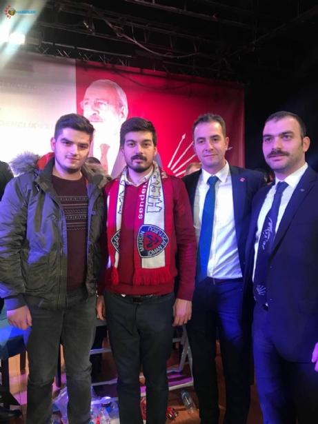 Boyalık,CHP Gençlik Kurultayını Değerlendirdi.