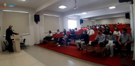 IMYO'da 700 Öğrenci  Eğitime Başladı.