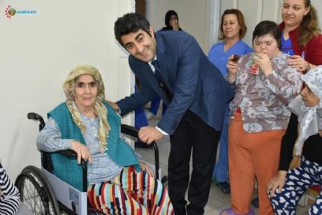 Aslantatar, 3 Aralık Dünya Engelliler Gününü Kutladı.