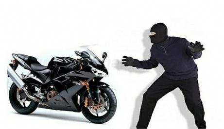 Peş Peşe Motosiklet Hırsızlığı