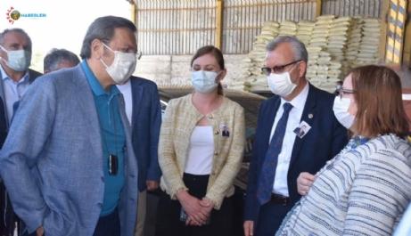 TOBB Başkanı Hisarcıklıoğlu, Taziyeye Geldi