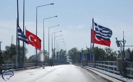 Yunanistan Sınır Kapısını 48 Saat Tır Geçişine Kapatacak