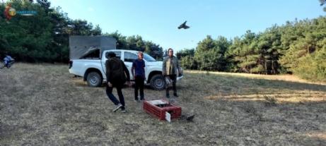 Edirne DKMP Şube Müdürlüğü 18 Köye 360 Çil Kekliği Saldı
