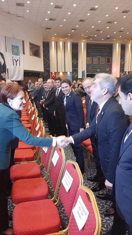 Ünsal, Ankara'da Toplantıya Katıldı.