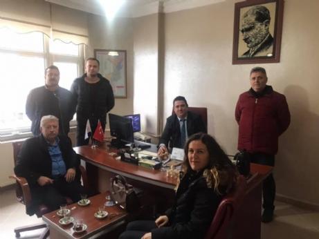 İlçe Tarım Müdürlüğüne Olcay Karpuz Atandı.