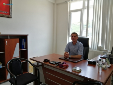 Yüksekokul Sekreterliğine Aykut Ay Atandı