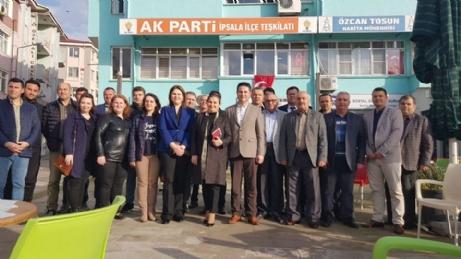 AK Parti'de Kongre Hazırlıkları Başladı.